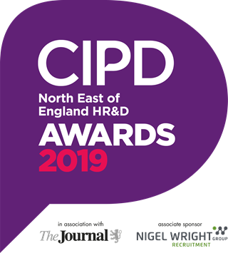 CIPD North East Awards logo